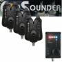Carp Sounder ROC XRS Set 3+1